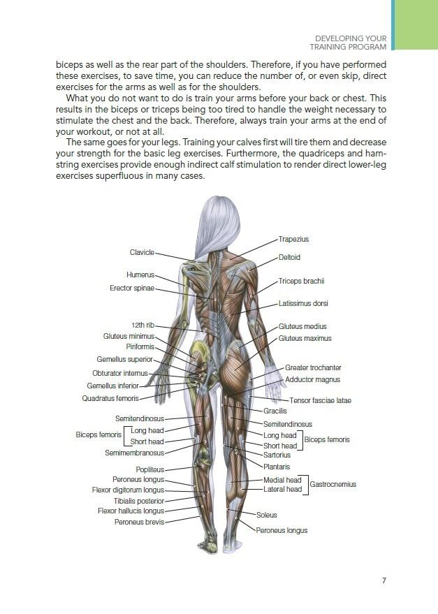 Delaviers womens strength training anatomy workouts frederic delaviers womens strength training anatomy workouts view larger fandeluxe Images