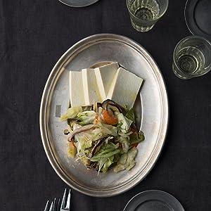 10分〜ひと晩なじませる 漬けるおつまみ 豆腐の塩麹漬け・野菜の浅漬け