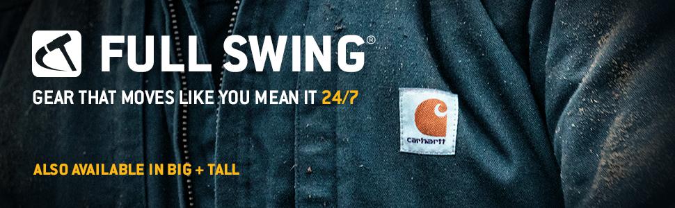 carhartt, full swing cryder jacket, mens coats, mens coats and jackets, carhartt full swing jacket