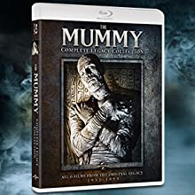 mummy, classic monsters, universal monsters, legacy collection, collection, box set, gift set, scary