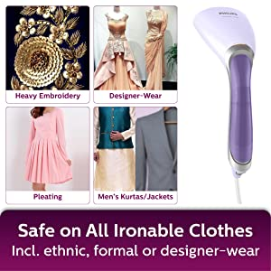 Steamer, Steam Iron, Garment Steamer, Fabric Steamer, Philips, Philips Steamer, Philips Iron