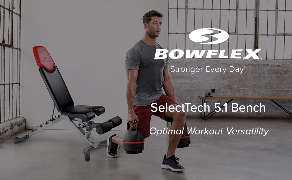 Bowflex SelectTech 5.1 Bench