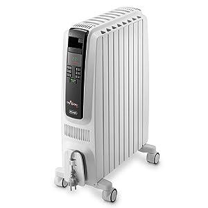 portable heater; TRD41500ET; oil heater delonghi
