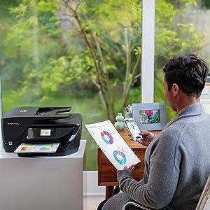HP OfficeJet Pro 6970 Imprimante tout-en-un