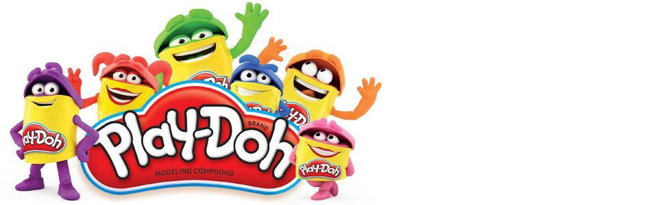 play-doh; play doh; play-doh plastilina; Suministros para la fiesta; fábrica de diversión; artesanía