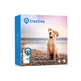 Tractive GPS Tracker for cats and dogs