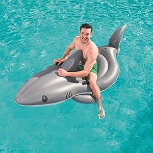 Tiburón Hinchable Bestway: Amazon.es: Deportes y aire libre
