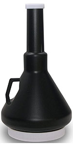 Double Capped Funnel
