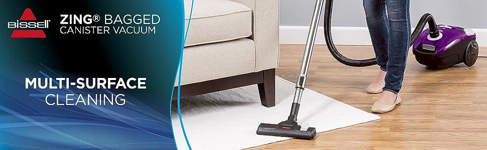 canister vacuum; bagged vacuum; best bagged vacuum; cylinder vacuum; bisell; vacuum bags; allergy
