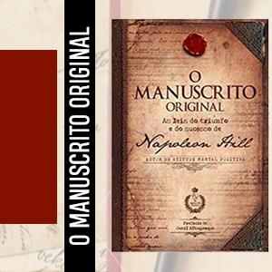 o manuscrito original lei do triunfo sucesso