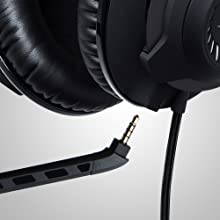 Detachable digitally enhanced noise-cancelling mic