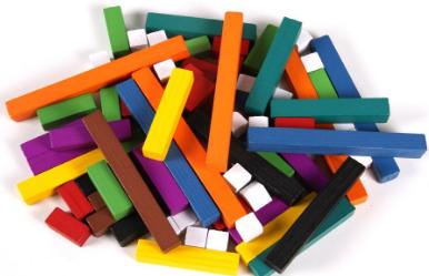 ETA hand2mind Plastic Cuisenaire Rods, Set of 74: Amazon.com ...