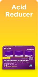 Acid Reducer Esomeprazole Magnesium mini capsules