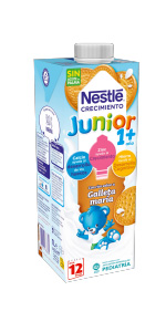 Junior 1+ (1L) Galleta María ...