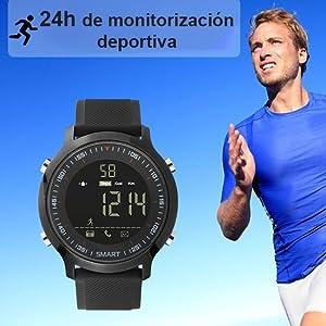 Leotec LESW11K Smartwatch