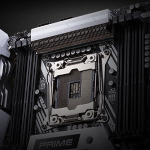aus x299 deluxe II 2 intel motherboard