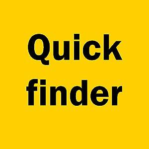 ADAC, Quickfinder