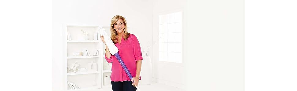joy, joy mangano, miracle mop, self-wringing mop,spin mop, HSN mop, easy wring mop, cleaner