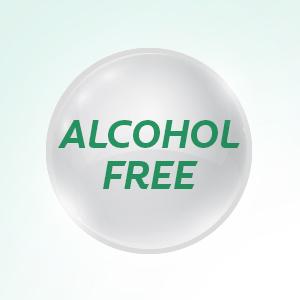 Alcohol Free* Mouthwash