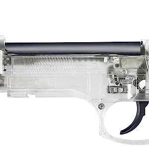 Beretta, CO2, Airsoft, Clear