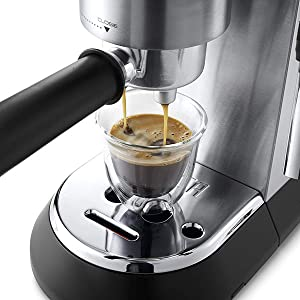 espresso coffee machines Delonghi