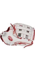 Liberty Advanced Fastpitch Softball Glove, 13 inch, Right Hand Throw