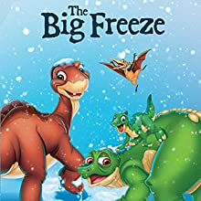 land before time, big freeze, dinosaurs, dinos, friends, gift, collection, kids, dvd, movie, box set
