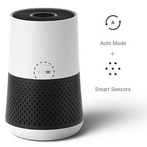 A231 Smart Sensor Adjust LED Air Quality Indicator to display Air Quality