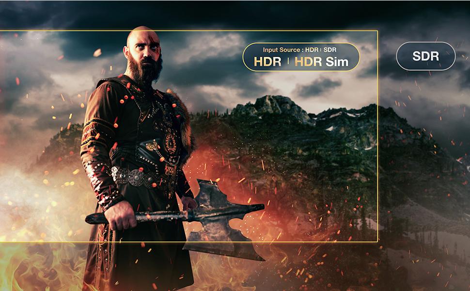 HDR & HLG