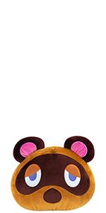 Mocchi-Mocchi- Animal Crossing Tom Nook Mega Plush Stuffed Toy