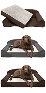 furhaven; luxury edition; sofa; couch; large breed