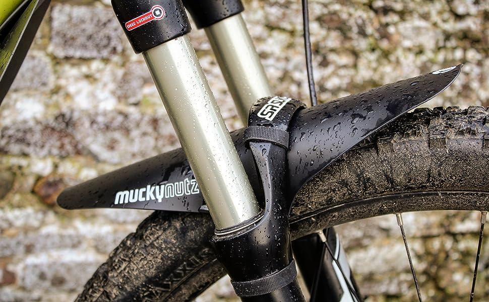 Reflective Mucky Nutz Face Fender XL