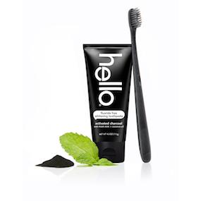 hello oral care activated charcoal fluoride free whitening toothpaste 4 count beauty. Black Bedroom Furniture Sets. Home Design Ideas