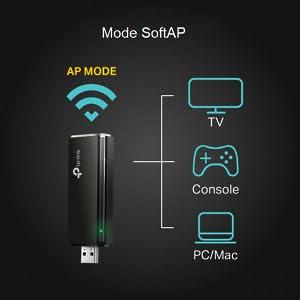 Mode SoftAP