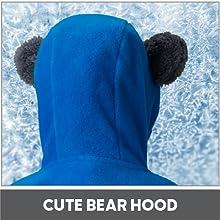 Cute Cub Bear Hood