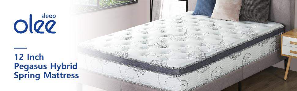 12 inch mattress
