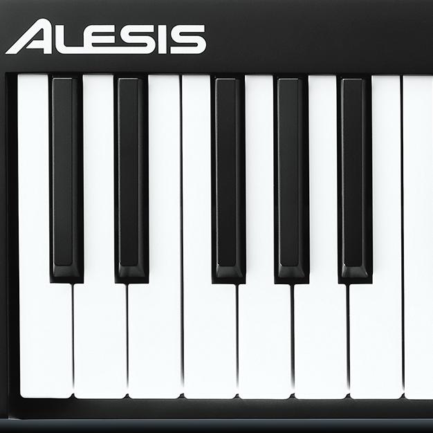 alesis v49 49 key usb midi keyboard drum pad controller 8 pads 4 knobs 4 buttons. Black Bedroom Furniture Sets. Home Design Ideas