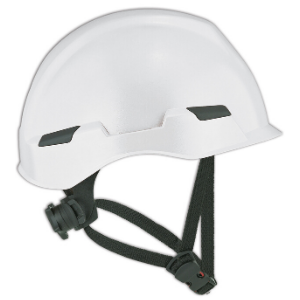 Dynamic Safety HP542R//07 Mont-Blanc Hard Hat with 4-Point Nylon Suspension and Sure-Lock Ratchet Adjustment One Size Sky Blue ANSI Type II