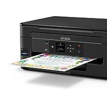 Epson ET-2650 EcoTank Impresora de inyección de tinta 3 en 1, Wifi ...