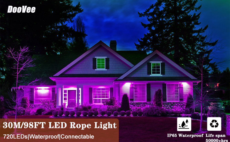 led rope lights,rope string lights,rope fairy lights,plug in string lights