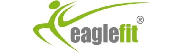 eaglefit Sling Trainer con Polea, Póster de Entrenamientos-Modelo 2016, Color Azul petróleo