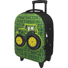 tractor roller bag suitcase
