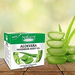 nauture essence Aloe Vera Gel 100 Grams