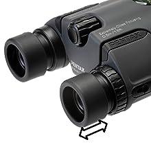 Pentax binocular papilio II Long Eye-Relief