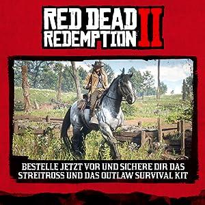 rdr2, streitross, outlaw survival kit