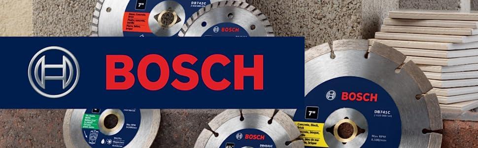 Bosch Diamond Blades
