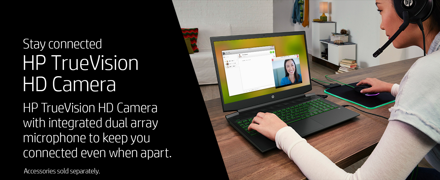 true vision hd camera webcam mic microphone vidchat video chat zoom google group skype teams
