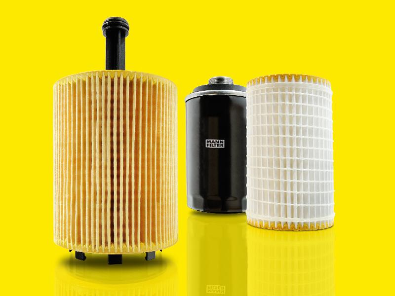 MANN-FILTER Ölfilter optimaler Schutz Motor Vorteile Was bringt ein Ölfilter