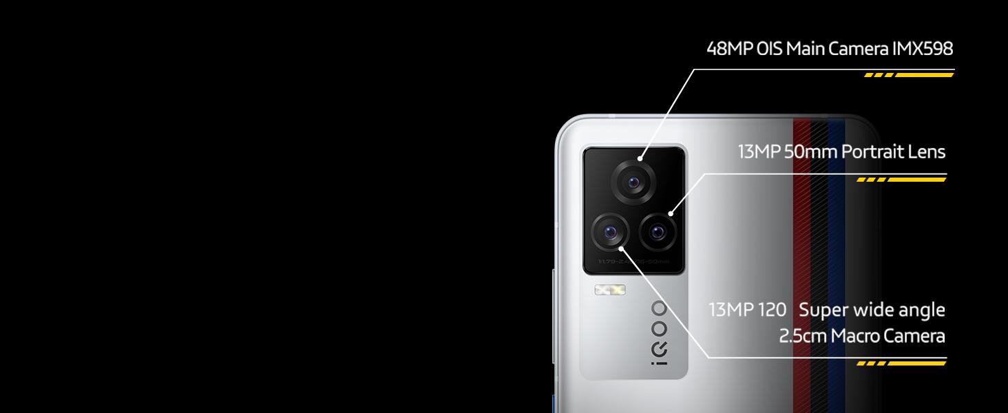 48MP OIS Main Camera