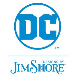 DC Comics by Jim Shore Logo